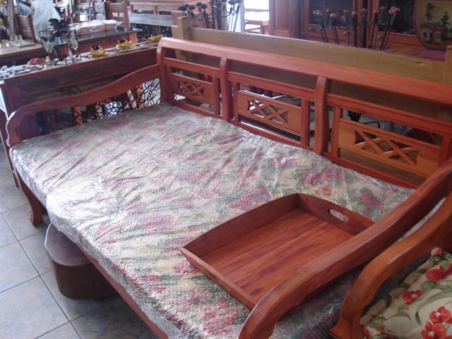 banc 14 banco sofa cama surub o m veis r sticos s o jos. Black Bedroom Furniture Sets. Home Design Ideas